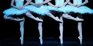 чайковский лебединое озеро танец маленьких лебедей