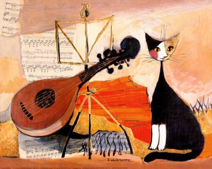 кошки в музыке