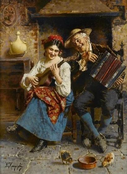 итальянские песни