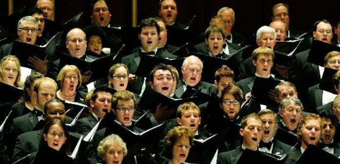 хоры в операх