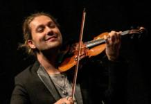 популярный скрипач
